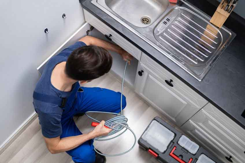 What a Professional Drain Cleaning Company Can Offer