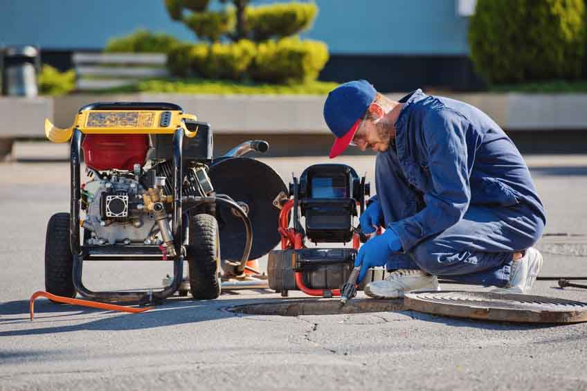 sewer camera inspection services in Elmore, AL