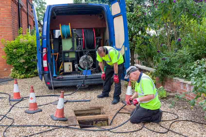 When Are Sewer Video Inspections Necessary?