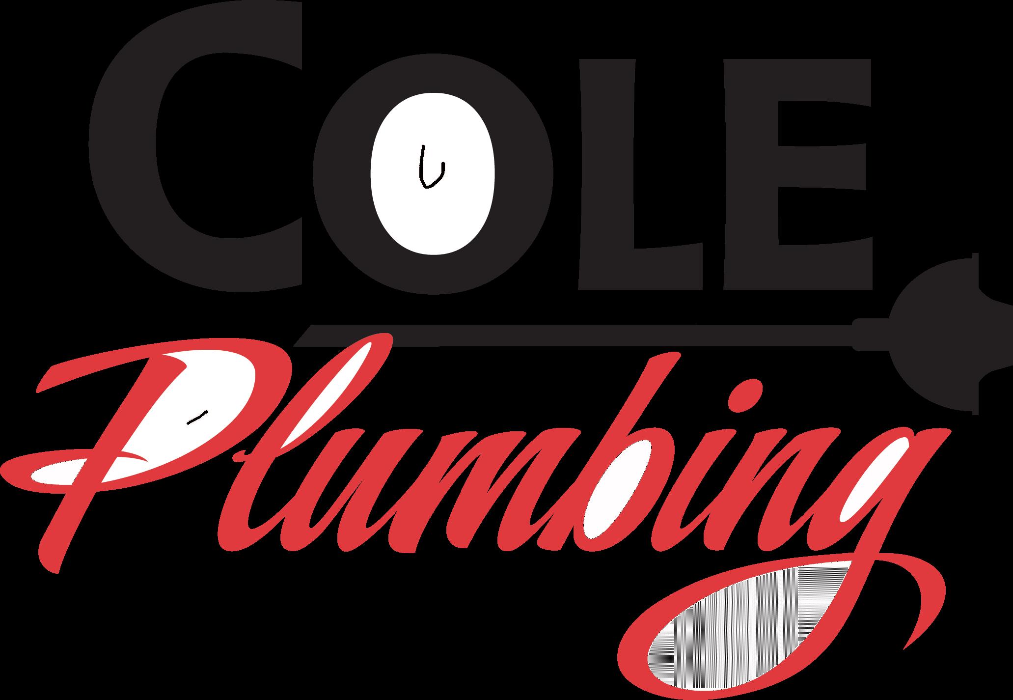 Cole Plumbing Logo Alabama, Montgomery