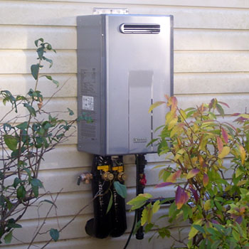 Montgomery Tankless Water Heater Installation Replacement