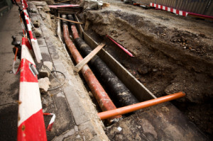 Greenville Sewer Line Repair