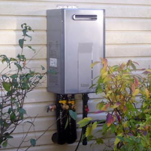 Montgomery Tankless Water Heater