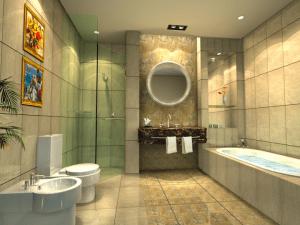 Montogmery Bathroom Remodel